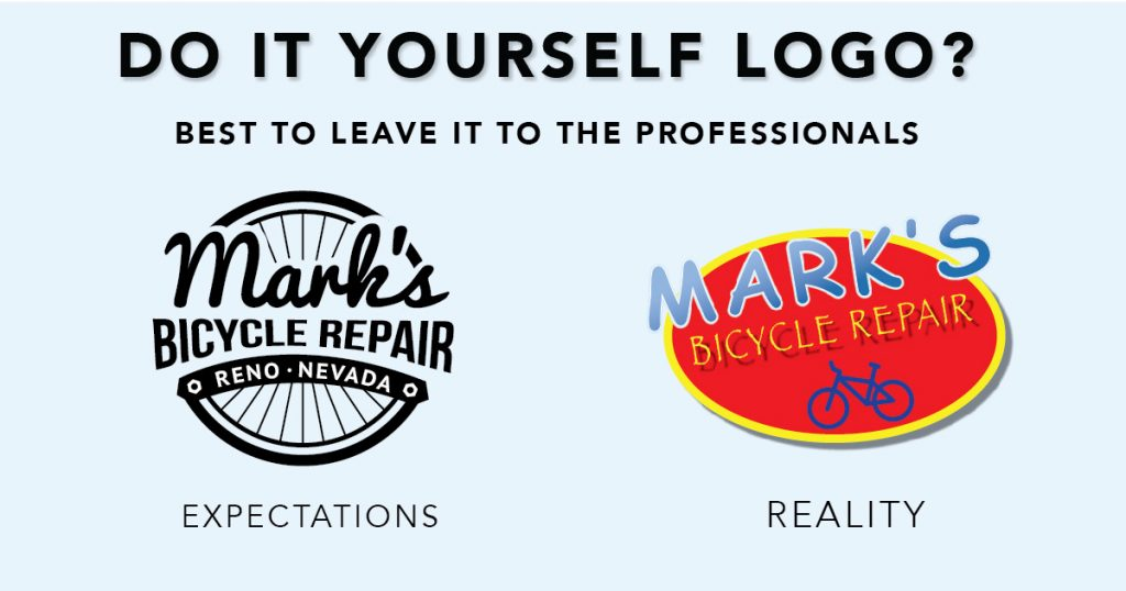 Wyred Insights - Do it yourself logo? Leave it to the Professionals