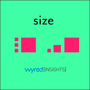 Size in Design- large and small shapes for comparison