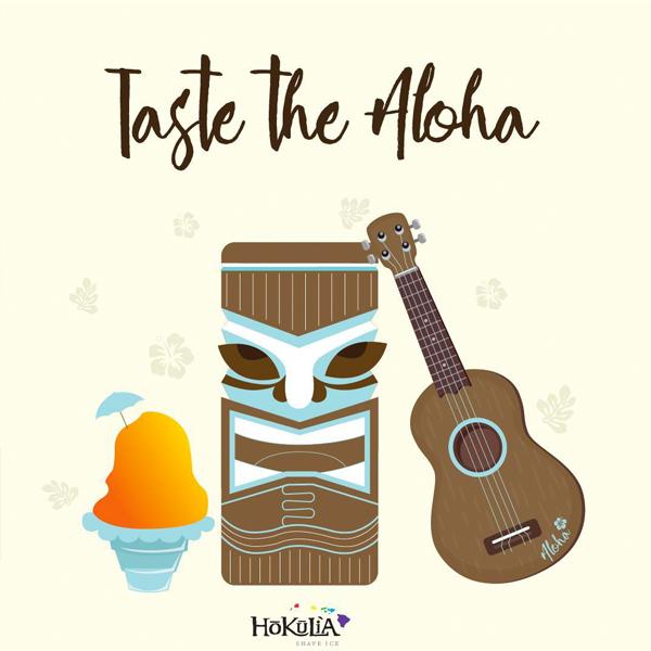 Original Art Illustration Marketing Wyred Insights - Taste the Aloha